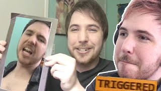 TRIGGERED BY MY RACIST FRENCH STORY - Noble Reacts to {YTP} Noble Can't do grammar