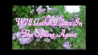 Watch Julie Andrews Well Gather Lilacs In The Spring video