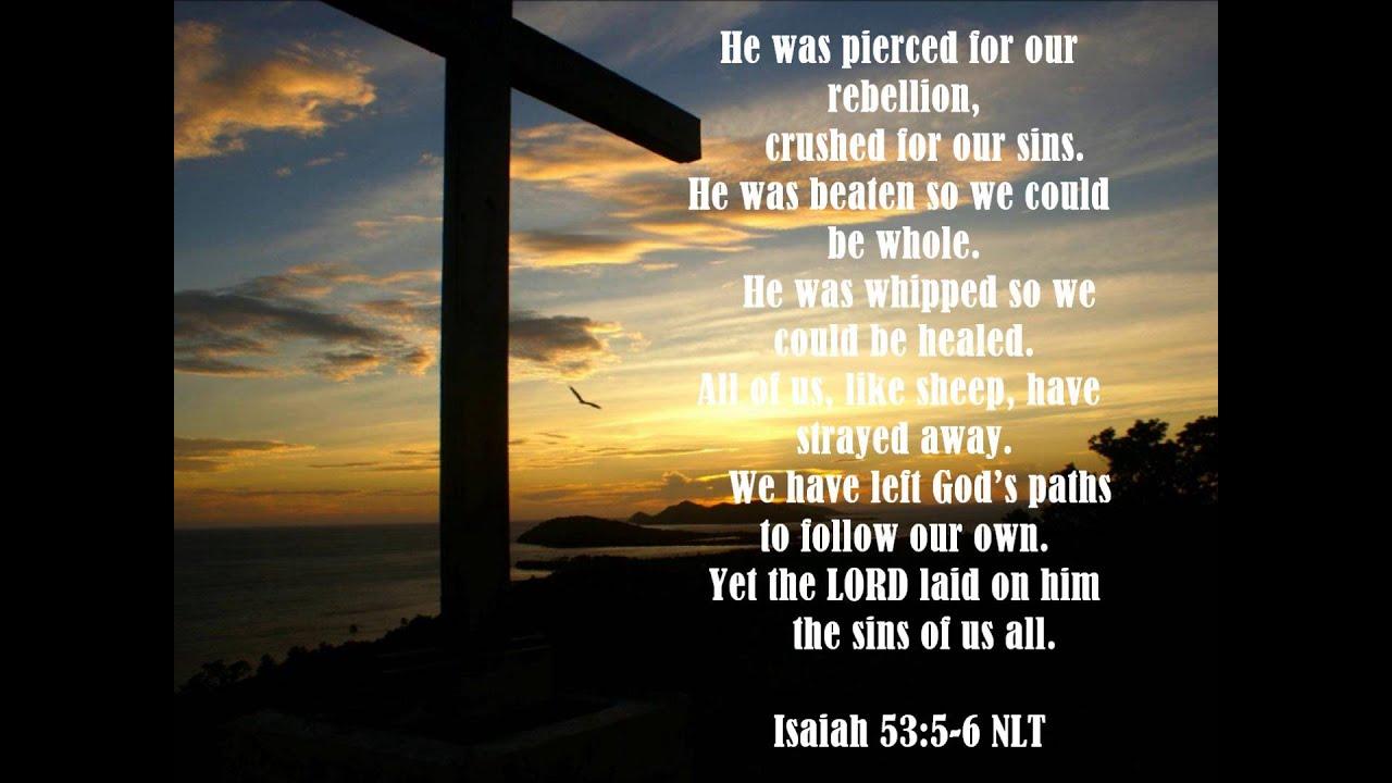 Isaiah 53 5 6 Isaiah 53 5 6 Interlude