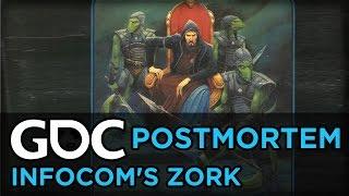 Classic Game Postmortem: Infocom's Zork