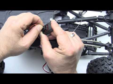 Axial Yeti Build Video #36
