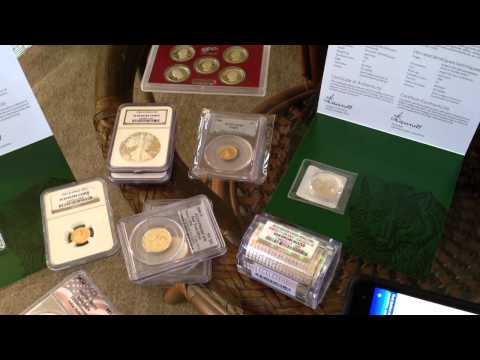 Where And How To Buy Gold & Silver Certified Coins