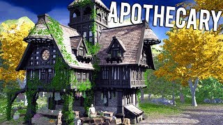 FROM APOTHECARY TO CITY RULER IN THIS MEDIEVAL LIFE SIMULATOR! - The Guild 3 Early Access Gameplay
