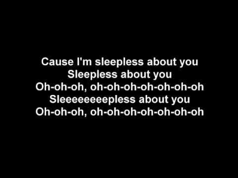 Cazzette - Sleepless Ft The High LYRICS