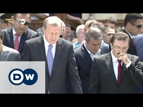 Turkey and US aim for safe zone in Syria | DW News