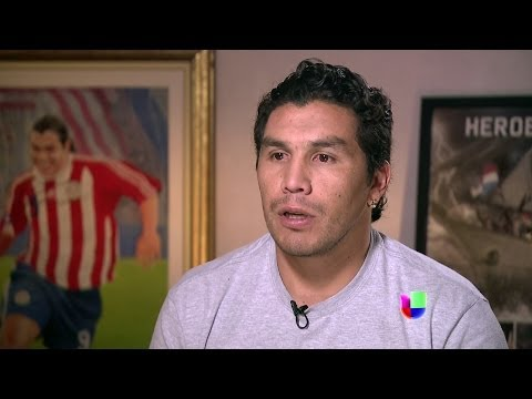 Salvador Cabanas Interview Salvador Cabañas ha Vuelto a