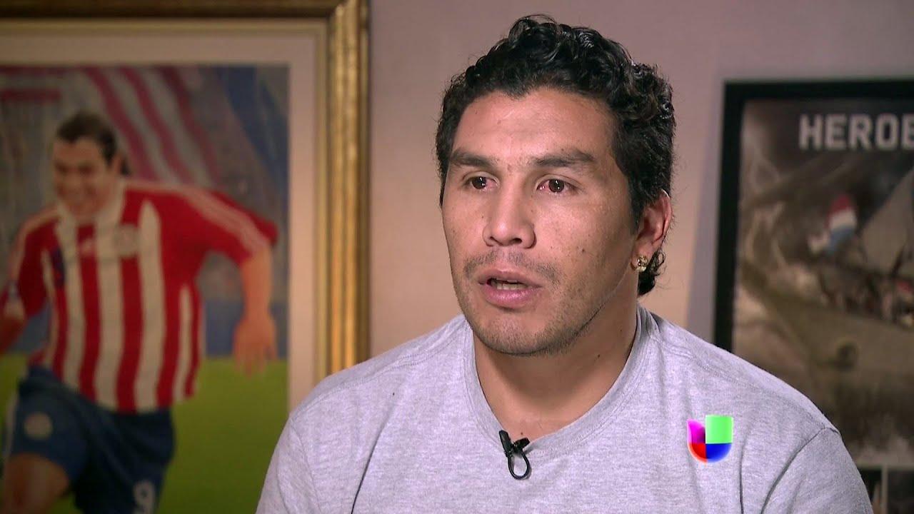 Salvador Cabanas 2013 Salvador Cabañas ha Vuelto a