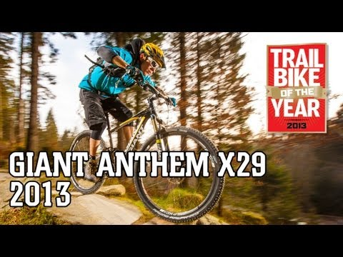 Giant Anthem X29 - Trail Bike Of The Year 2013 Contender