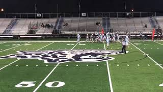 Seth Football Highlights