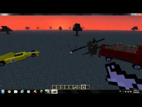 Como Instalar Carros.Aviones Y Armas Minecraft 1.5.2