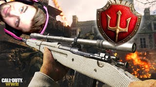 CRUSHING WITH THE SPRINGFIELD (COD WW2)