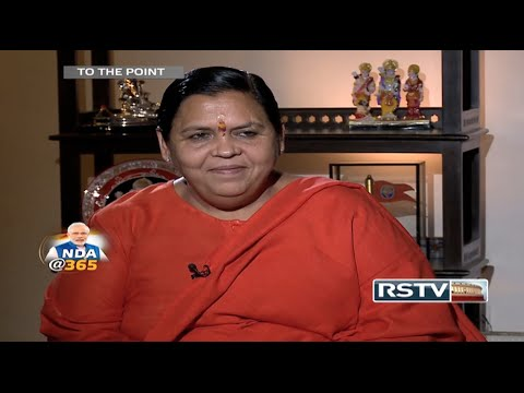 To The Point with Uma Bharti
