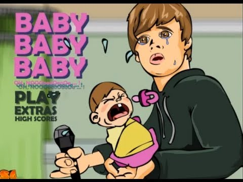 Justin Bieber Baby Baby Baby Oh Nooooooo! Pc Game Play video