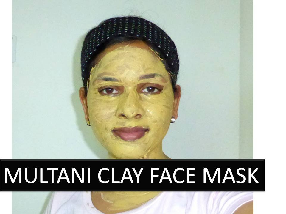 Clay Mask Scars Clay Face Mask to Control