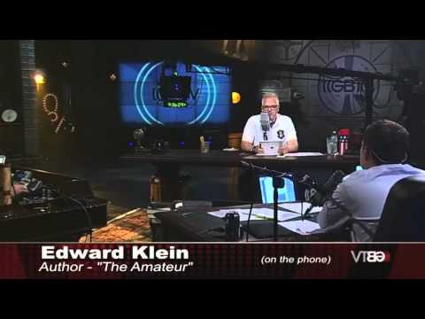 Edward Klein w/ Glenn Beck on the Radio Talking Barack Obama 
