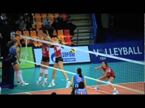 Russian pairs sweep semifinal spots in riga (cev - european volleyball