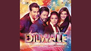 """Manma Emotion Jaage [From """"Dilwale""""] (Electro Mix)"""