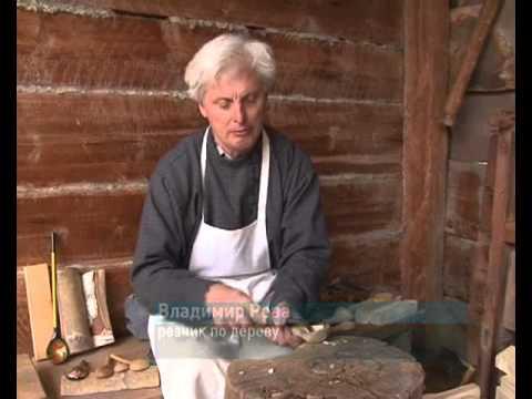 """Деревянные ложки: """"бьем баклуши"""" по-сибирски!"""