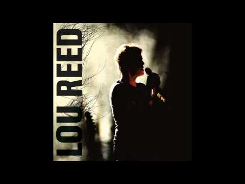 Lou Reed - Sunday Morning (Animal Serenade -Live 2004)