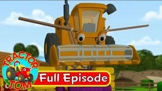 Tractor Tom | Season2 | Episode 18 - Weezy's Wings | Truck Cartoon
