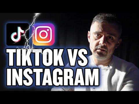 Why Instagram is Losing Steam to TikTok | DailyVee 598