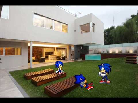 sonic, shadow, silver & mr.s show episode 3 sonic