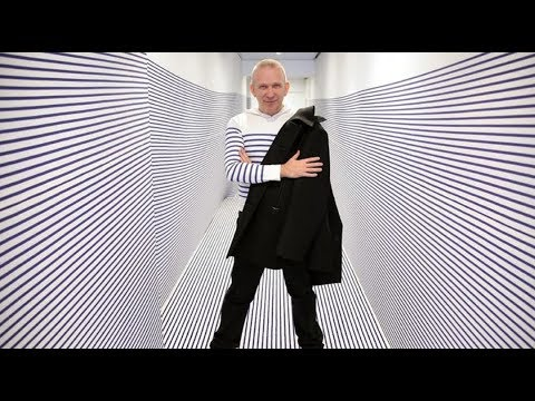 Jean Paul Gautier | French fashion designer | Glamour Diaries | Fashion Files