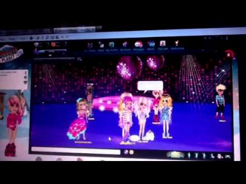 Moviestarplanet mall and vip chatroom youtube