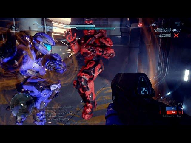 Halo 5: Guardians Beta - Multiplayer Gameplay Highlights