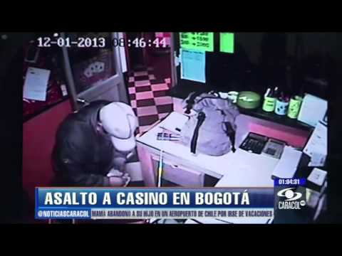 Asaltantes de casinos son sorprendidos en flagrancia - 17 de enero de 2013