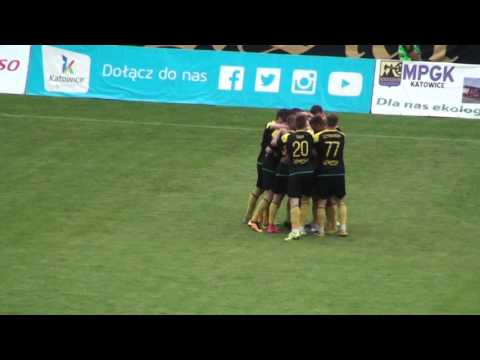 GKS Katowice - Wisła Płock 2:1 Bramki 2016-06-05