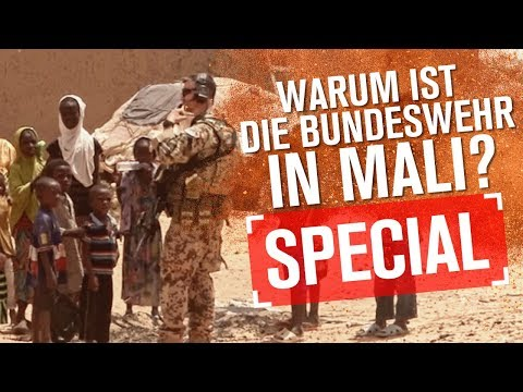 Warum ist die Bundeswehr in Mali? | SPECIAL thumbnail