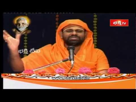 Ramana Maharshi Upadesa Saram Pravachanam by Sri Paripoornananda - Episode 2_Part 1