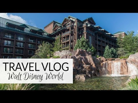 Travel Vlog | Walt Disney World | September 2017