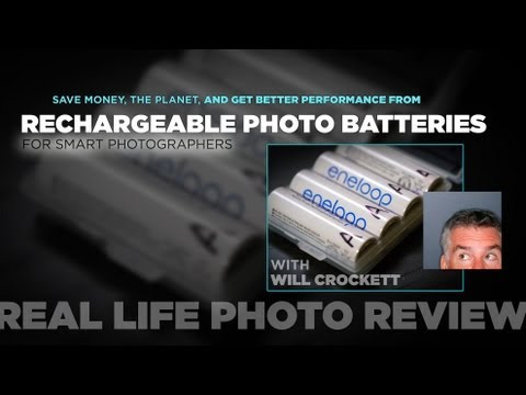 REVIEW: Rechargeable Photo Batteries for Smarter Photographers