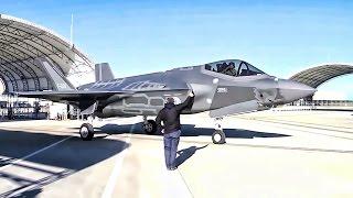 British F-35 Pilots Train At Eglin AFB