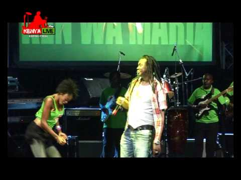 Ken Wa Maria Performing Syindu Sya Mutongoi At Kenya Live Machakos Concert video