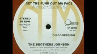 download lagu Brothers Johnson - Get The Funk Out Ma Face gratis