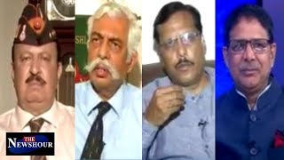 Did UPA Let Down Capt. Kalia And Sarabjit?  | The Newshour Debate (18 May)