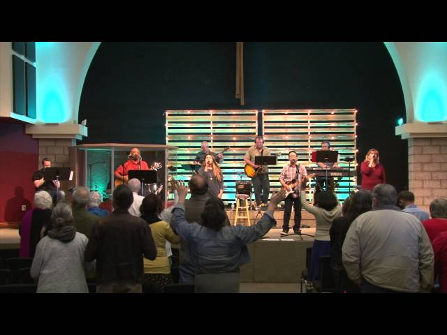 Christ Is Enough - performed by NOCC