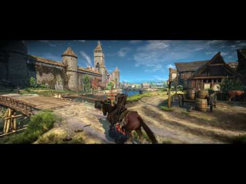 Witcher 3 - E3 2017 STLM 3.0