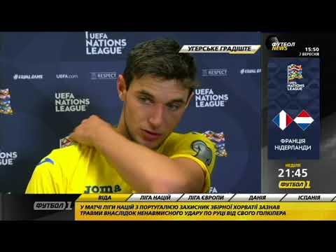 Футбол NEWS от 07.09.2018 (15:40) | Сборная Украины вырвала победу в команды Чехии