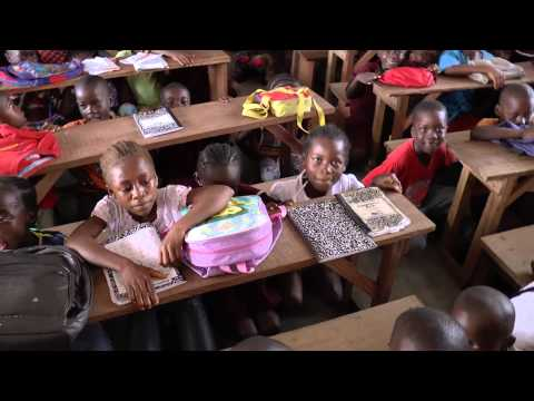 A visit to New Life School in Montesserado Liberia - by Svenska Utbildningsfonden för Liberia