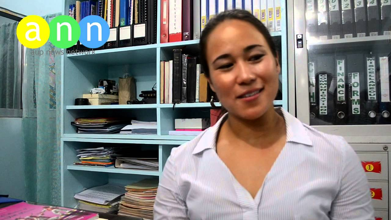 Ada Milby on guesting at #AUPIntrams13 - YouTube