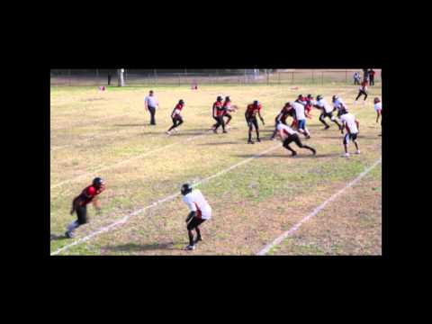 NORTH FLORIDA STAMPEDE FOOTBALL #1
