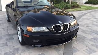 1999 BMW Z3 2 8 Roadster Review and Test Drive by Bill - Auto Europa Naples