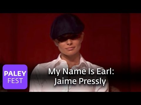 My Name Is Earl: Jaime Pressly On Joy Turner (Paley Center) Video