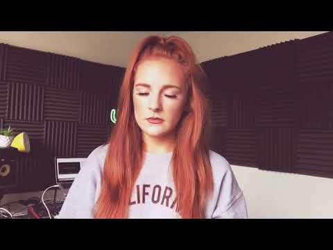 ARIANA GRANDE - BREATHIN LIVE COVER BY RED
