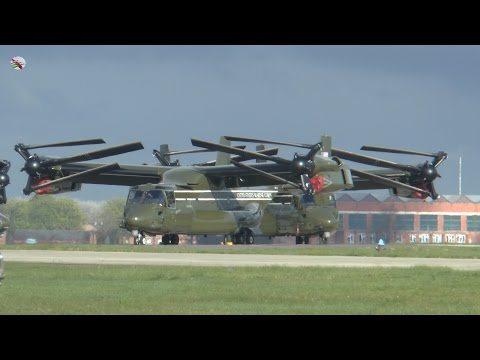 USAF At A Very Busy Mildenhall April 2016 - AIRSHOW WORLD