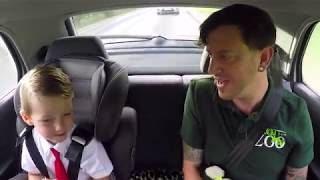 MORE THAN In-Car Entertainers: Henry plays animal games